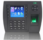 TFT500 Fingerprint Time Attendance System