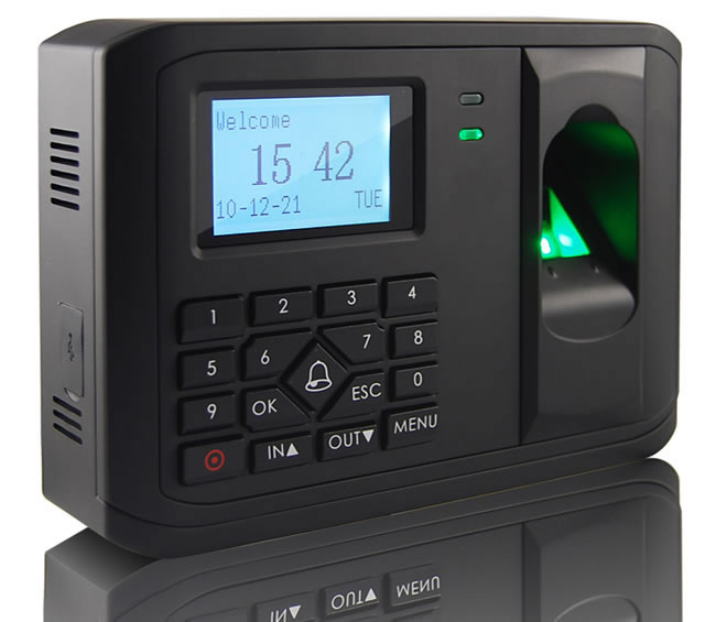 Fingerprint Access Control System 155mm Access Control